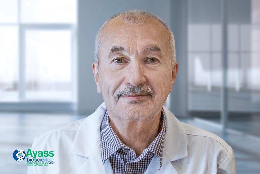 Victor Pashkov, Ph.D.