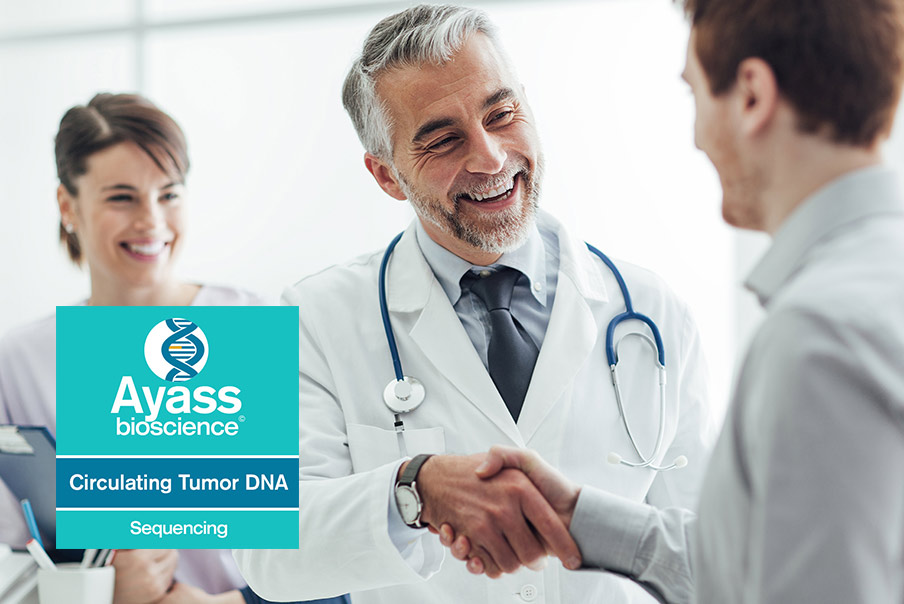 Genetic Testing Circulating Tumor DNA, DNA Testing, Next Generation Sequencing, NGS, Genetic Disease, Inherited Disease