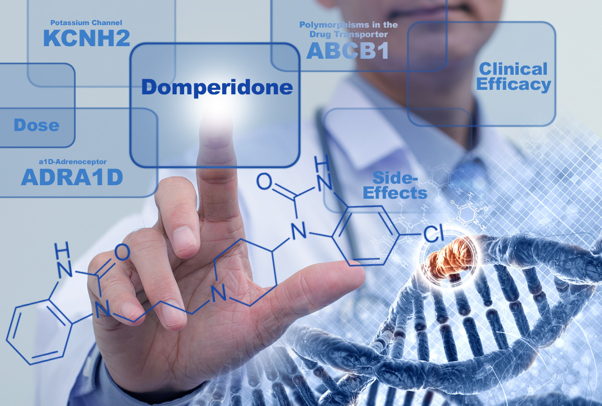 Pharmacogenetic Characteristics and Effectivenes – Side-Effects – Dosage of Domperidone Therapy