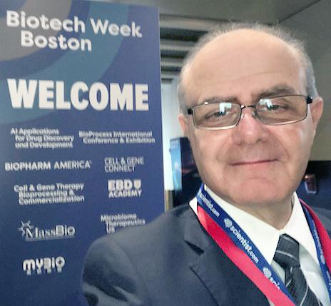 Ayass BioScience, LLC at Biotech Week Boston 2018