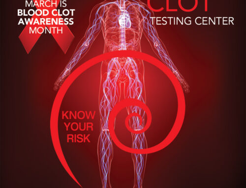 Know Your Risk for Blood Clot!