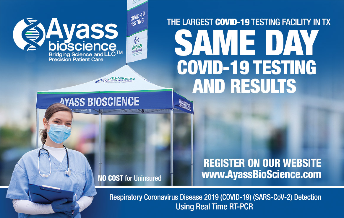 Same Day Covid-19 Testing and Results