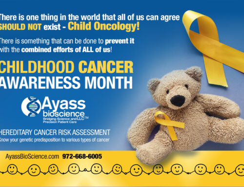 September – Childhood Cancer Awareness Month