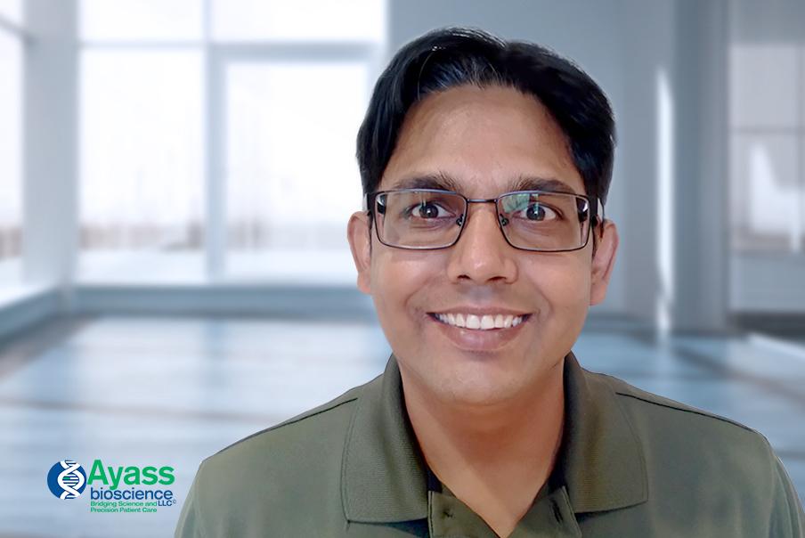 Trivendra Tripathi, Ph.D.