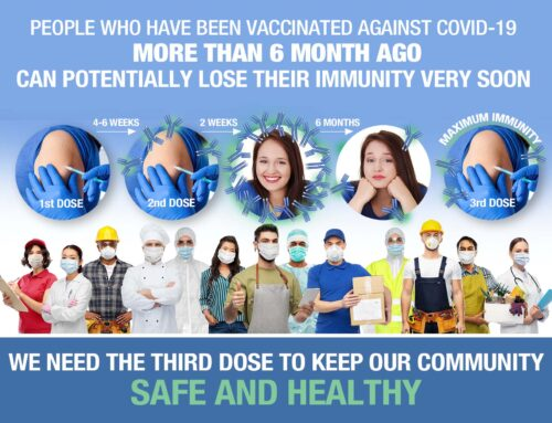 COVID-19 Vaccine – We Need a 3rd Dose Now!